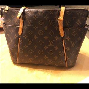 Louis Vuitton Totally PM NM MONOGRAM Handbag